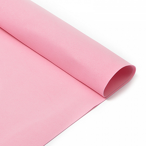 Фоамиран 1мм светло-розовый