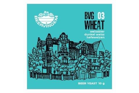 Дрожжи Beervingem Wheat BVG-03, 10 г