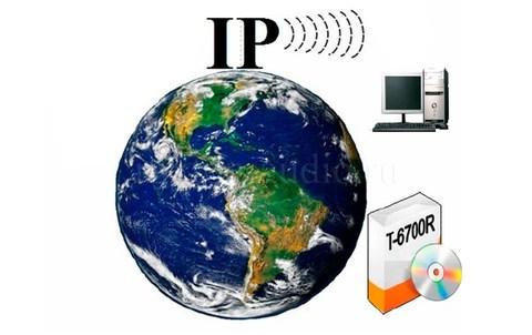 Программное обеспечение IP системы оповещения T-6700R ROXTON