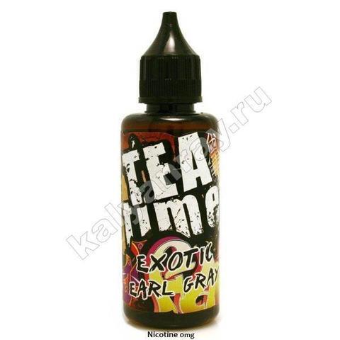 Жидкость OLD SCHOOL - Tea Exotic 0% никотина