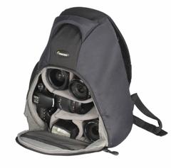 Однолямочный рюкзак для фотоаппарата Fancier Agility 20 черный