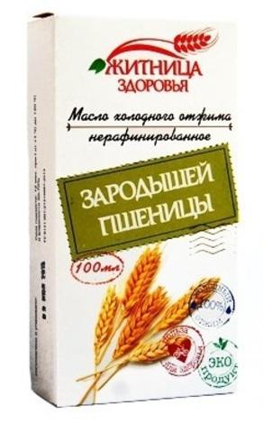 Масло Зародышей пшеницы, 0,1 л. (Житница здоровья)