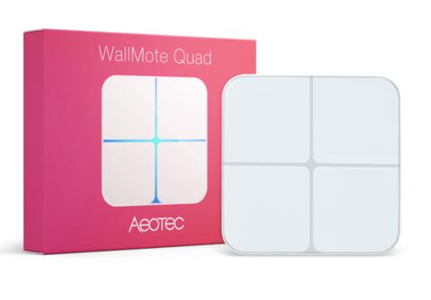 Настенный пульт Aeotec WallMote