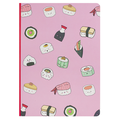 Тетрадь Sushi лин.