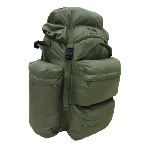 Рюкзак туристический Tramp Setter 60 TRP-025 (синий)