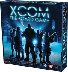 X-COM: the board game