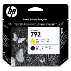 Печатающая головка HP 792 (CN702A) Yellow-Black