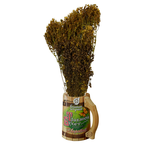 Травяной букет «Зверобой»