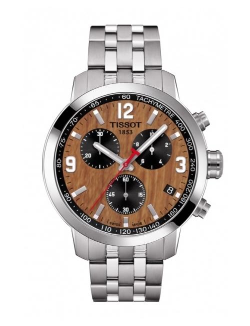 Часы мужские Tissot T055.417.11.297.01 T-Sport