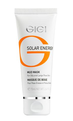 Gigi Solar Mud Mask, Ихтиоловая грязевая маска Солнечная Энергия, 250 мл.