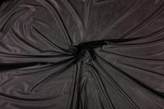 Сетка корсетная черная мягкая