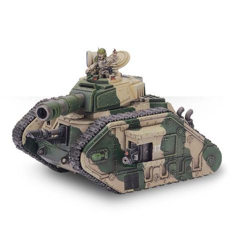 Imperial Guard Leman Russ Battle Tank