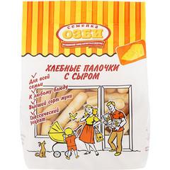 Снеки Хлебные палочки Семейка ОЗБИ с сыром 150 г