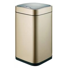 Ведро для мусора WeltWasser WW RONE CG 9L шампань золото