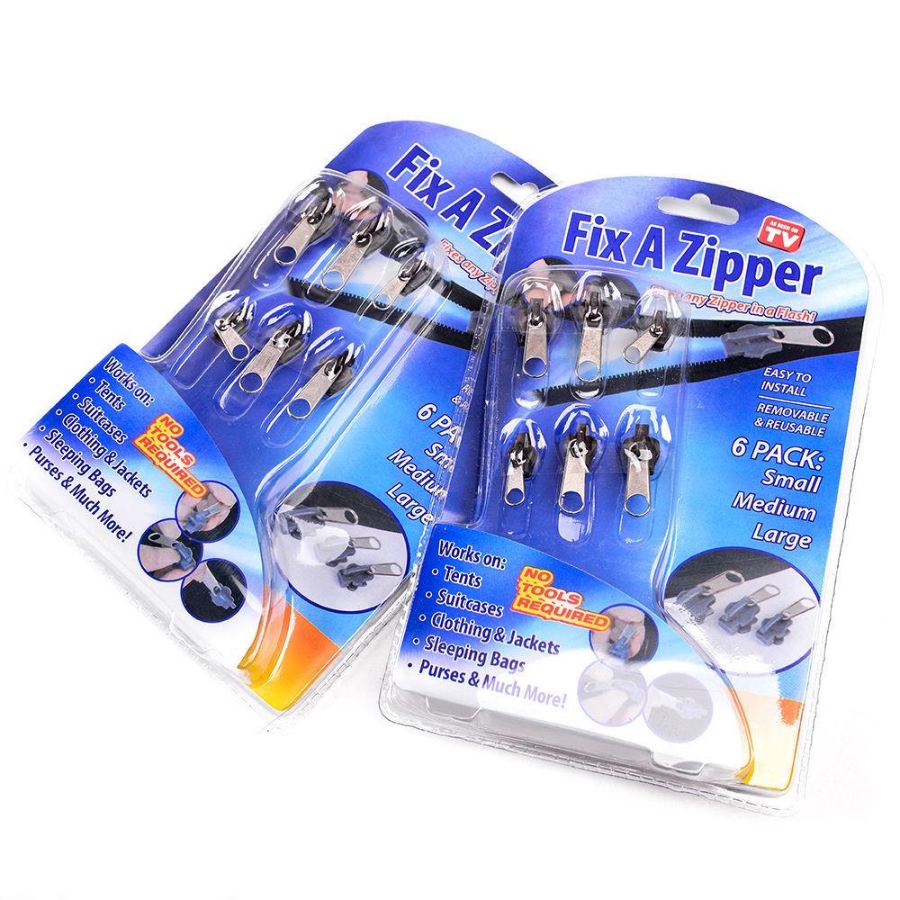 Набор для быстрого ремонта замков-молний Fix a Zipper фото