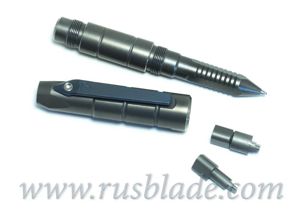 Shirogorov Pen Blue Screwdriver for Flipper 95, Tabargan, Hati, F3, 110, 110b, 111..