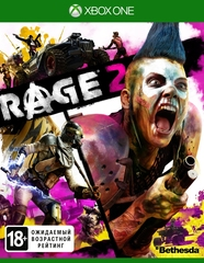 Xbox One Rage 2 (русская версия)