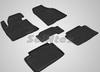 Резиновые коврики HYUNDAI I30 new/ KIA CEED new высокий  борт