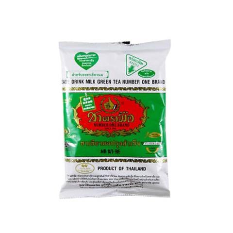 Изумрудный Молочный чай Milk Green Tea Number One Brand 200 гр.