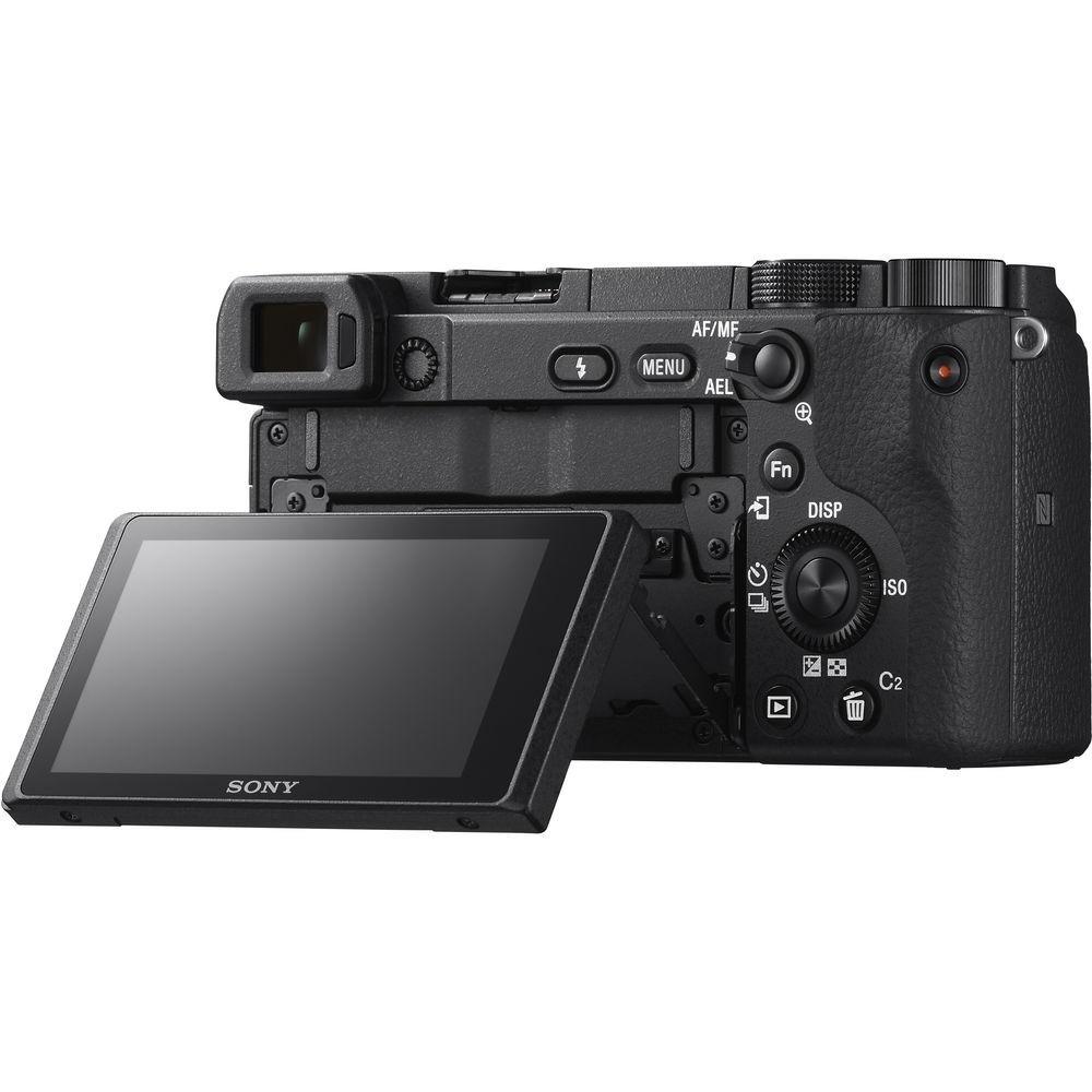 Купить Sony Alpha ILCE-6400 body в Sony Centre Воронеж