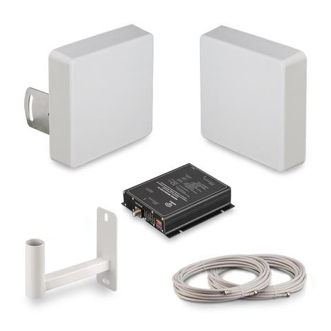 KROKS KRD-900/2100 Комплект усилителя 900/2100 (GSM/3G) с репитером