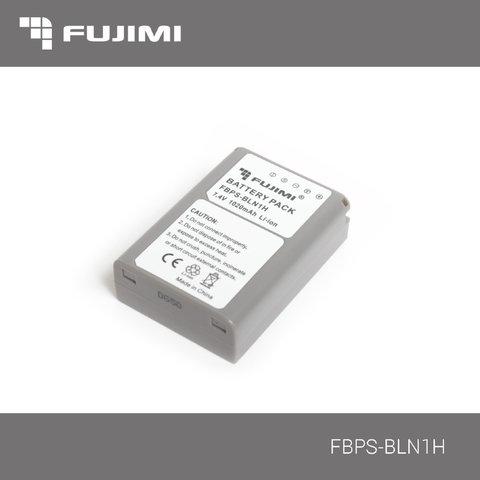 Аккумулятор для фото-видео камер Fujimi FBPS-BLN1 H (1020mAh)