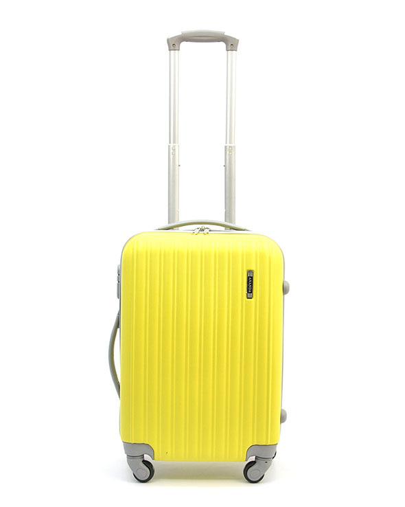 Чемодан Ananda APL-833 Желтый (М)