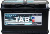 Аккумулятор TAB Motion 60 AGM 172080 ( 12V 60Ah / 12В 60Ач ) - фотография