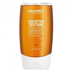 Goldwell Stylesing Creative Texture Hardliner - Акриловый гель для укладки 5