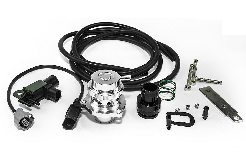 FORGE FMFSITAT Клапан блоу офф для моторов VAG 1.4T/1.8T/2.0T FSI TSI Engines