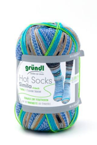 Gruendl Hot Socks Simila 301