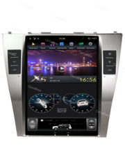 Магнитола CB3157PX6 Toyota Camry V40 2006-2011 (в стиле Tesla) Android 9.0