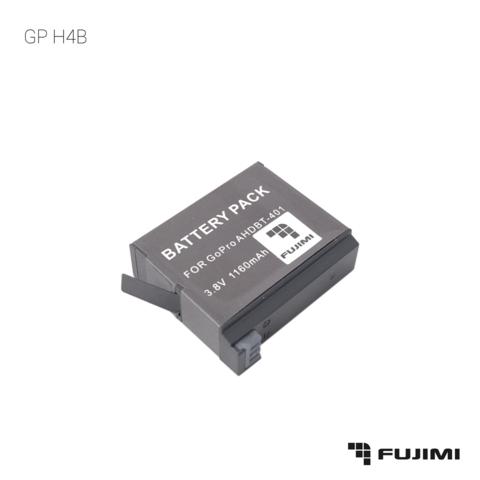 Аккумулятор  GP H4B Fujimi GoPro GP H4B