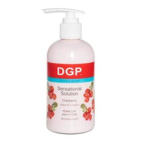 Крем для рук и тела Sensational Solution,витаминный 260 мл.