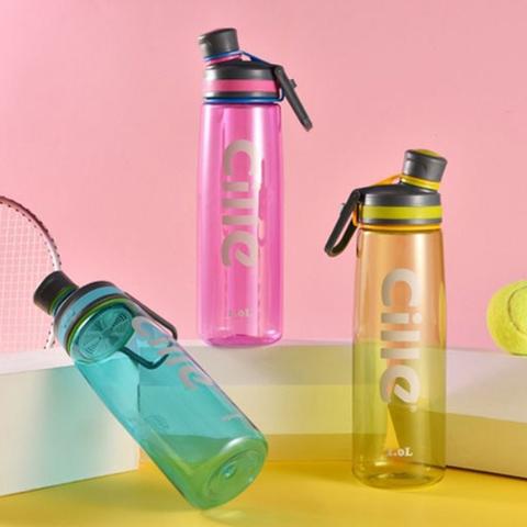 Спортивная бутылка для воды, 0.85 л.