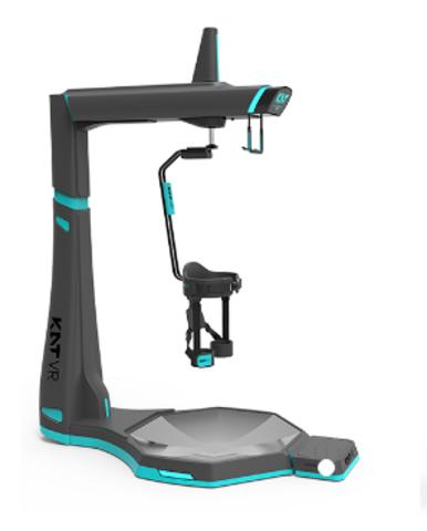 KAT VR - платформа виртуальной реальности