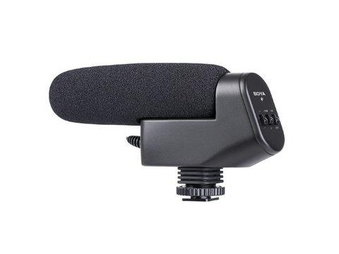 Конденсаторный компактный микрофон Boya BY-VM600