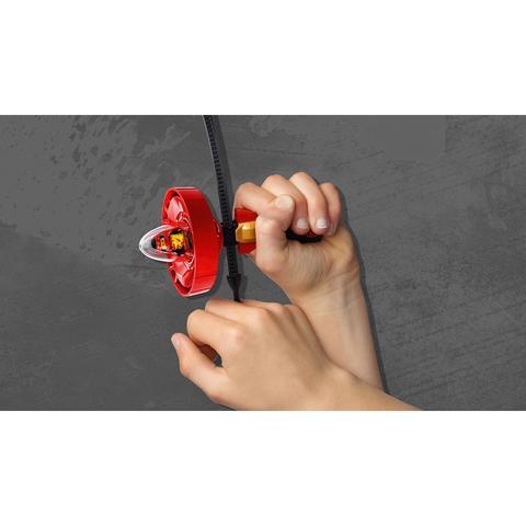 LEGO Ninjago: Кай мастер Кружитцу 70633 — Kai — Spinjitzu Master — Лего Ниндзяго