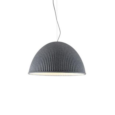 Подвесной светильник копия Under The Bell by Muuto (серый)
