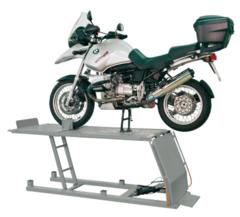 Подъёмник для мотоциклов BUTLER BBLIFT400. Грузоподъёмность 400 кг. Италия.