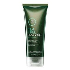 Paul Mitchell Tea Tree Hair & Sculp Treatment - Пилинг-уход для кожи головы