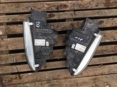 Фара противотуманная с поворотником на MAN TGS,TGX левая  Оригинал Б/У производитель - MAN  Оригинальные номера MAN - 81251016521