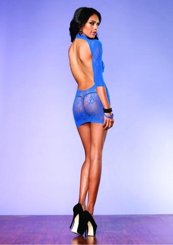 Откровенное мини-платье Open Back Leg Avenue Leg Avenue
