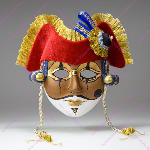 Капитан - интерьерная маска