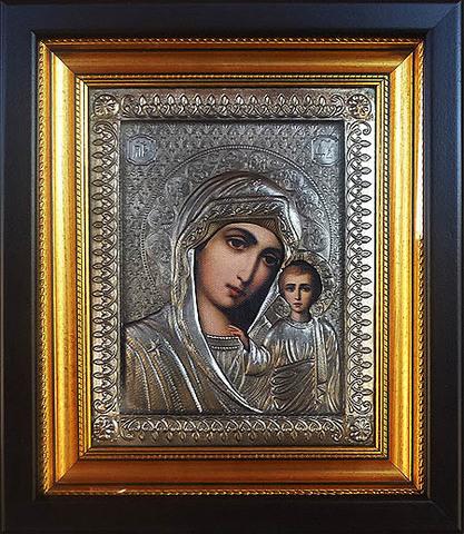 """Икона Богородицы """"Казанская"""" (1)"""