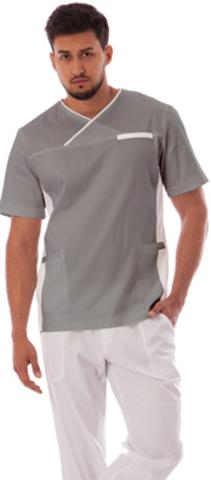 Блуза мужская медицинская  М 67