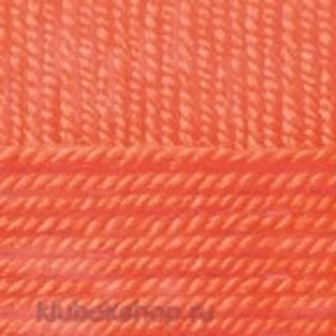 Пряжа Зимний вариант (Пехорка) 396 Настурция - купить в интернет-магазине недорого klubokshop.ru
