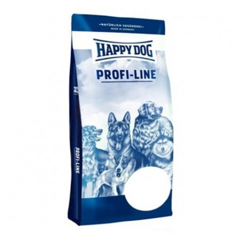 Happy Dog Profi Puppy Maxi 30/16 для щенков крупных пород с ягненком и рисом 20 кг