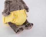 Кот Басик Baby в трусиках с игрушечным слингом
