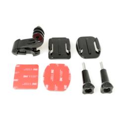 Набор крепления GoPro на шлем  Fujimi GoPro GP HFM+3M